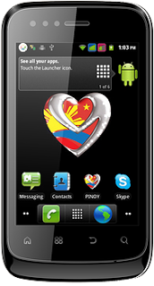 MyPhone A818