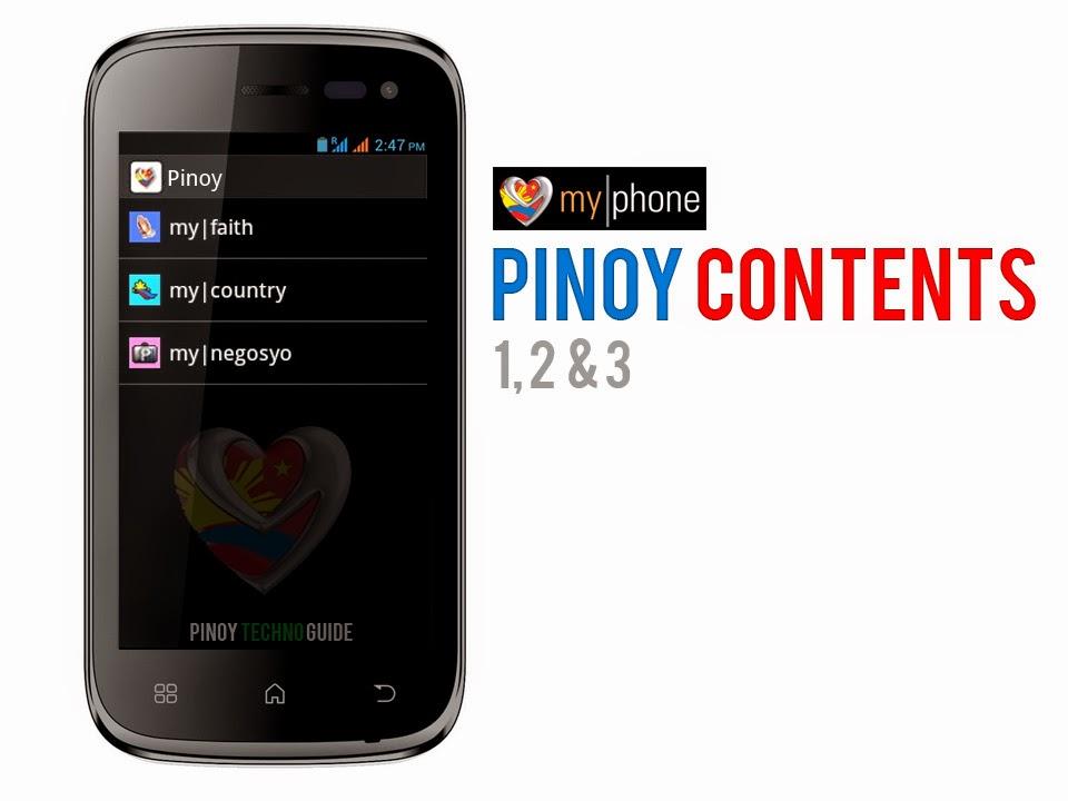 MyPhone-Pinoy-Contents