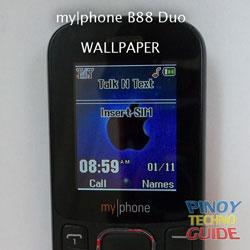 my|phone b88 duo wallpaper