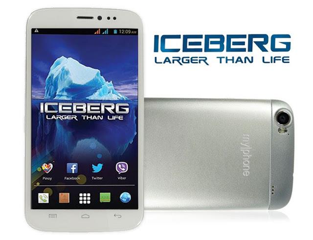 MyPhone-Iceberg