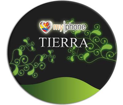 MyPhone-Tierra