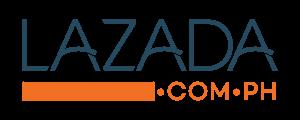 Lazada Philippines logo.