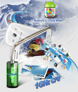 Samsung Galaxy Fame Poster
