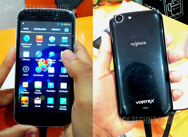 MyPhone-Vortex-Hands-On
