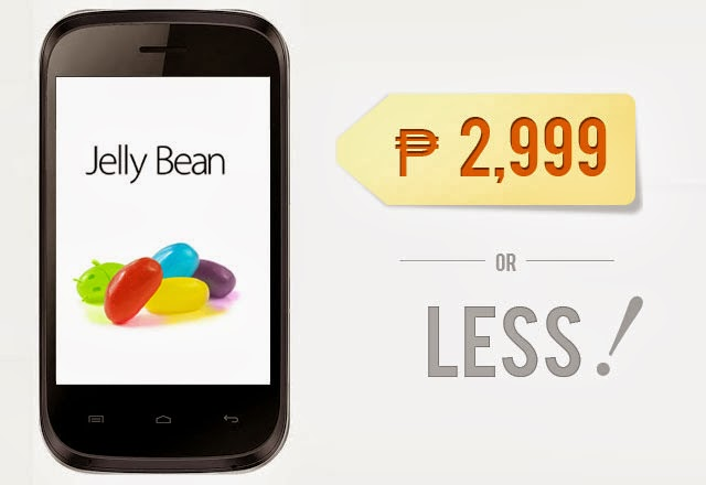 Cheap Android Jelly Bean Phones