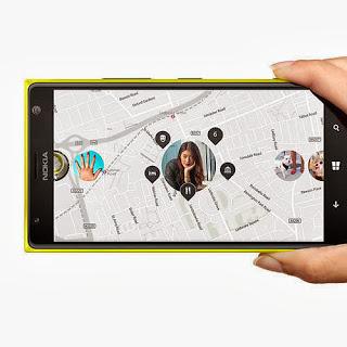 Nokia Storyteller App
