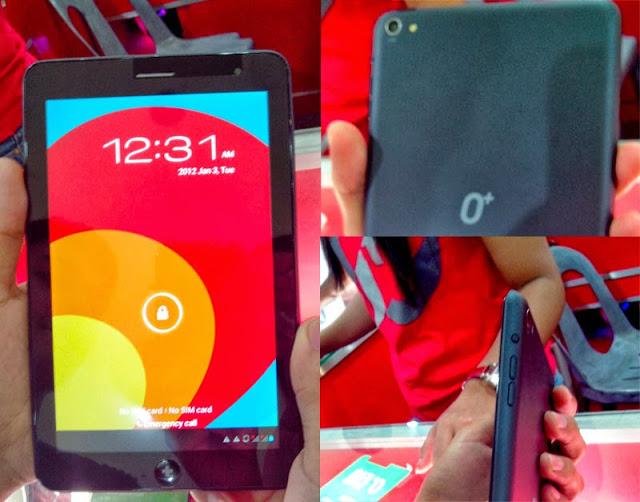 O+ Fab Nova 3G design