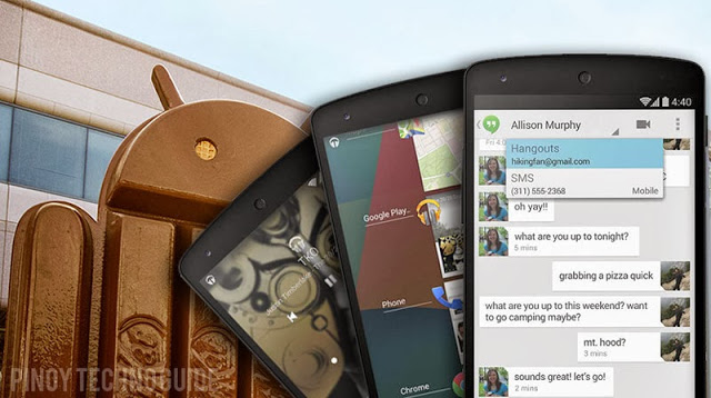 Top 10 New Features of Android 4.4 Kitkat