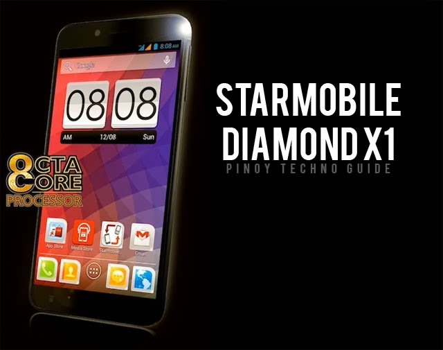 Starmobile Diamond X1