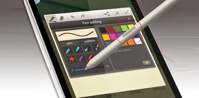Cherry Mobile G Pen Settings