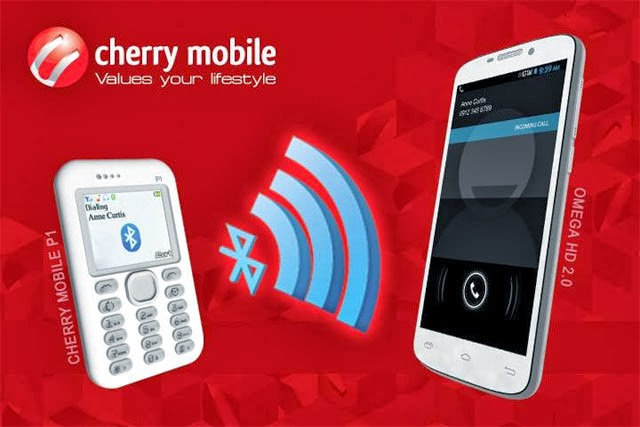 Cherry Mobile P1 Mini Smartphone Dialer protects your phone from snatchers