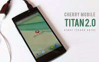 Cherry Mobile Titan 2.0