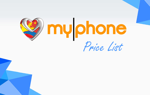 MyPhone-Price-List