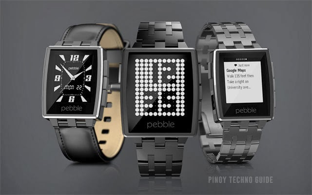 Peeble Steel SmartWatch Philippines