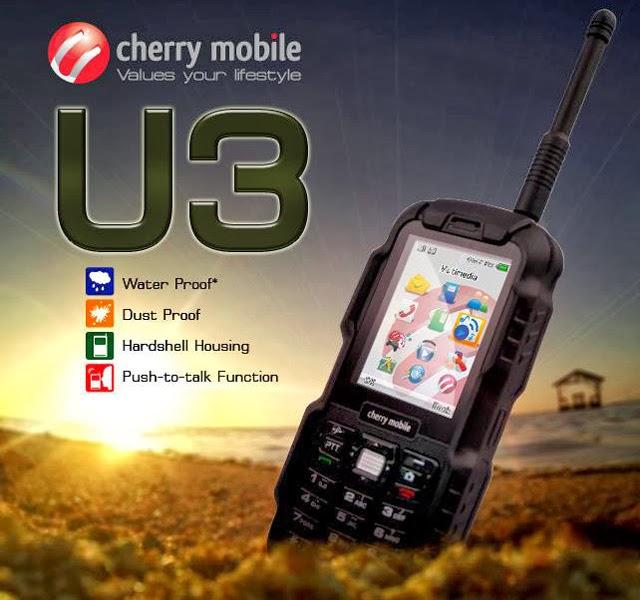 Cherry-Mobile-U3