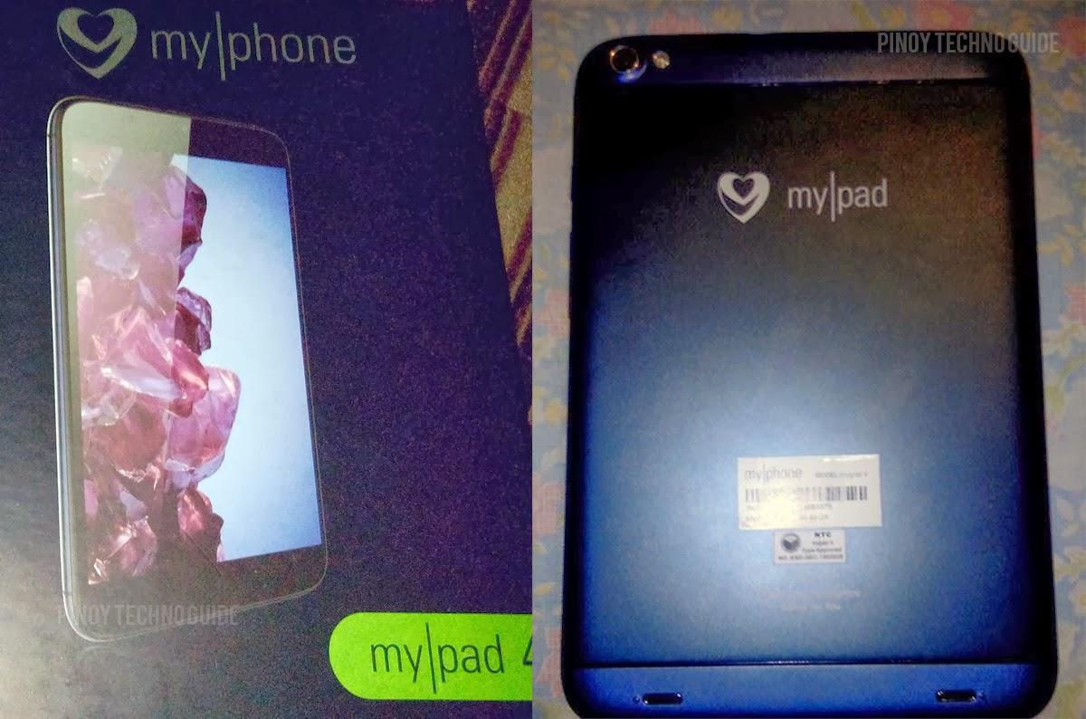 MyPad-4