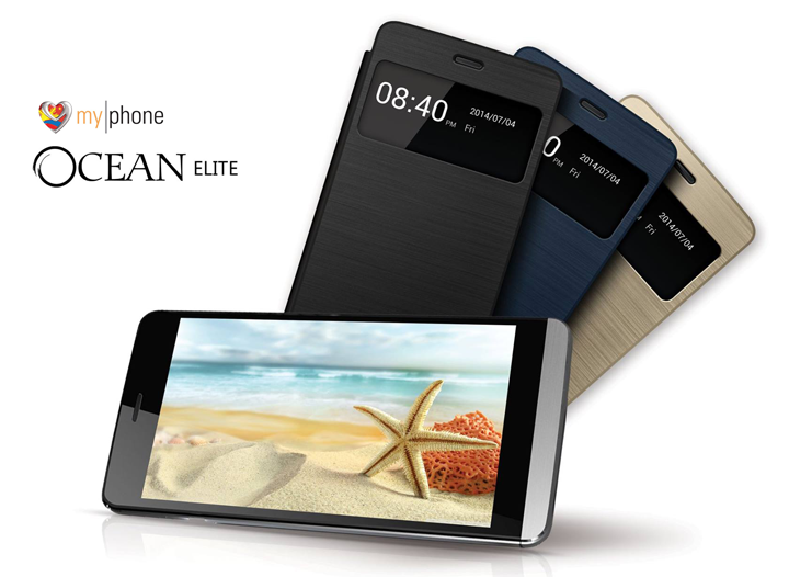 MyPhone Ocean Elite Smart Cover