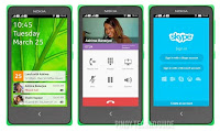 Nokia X A110 Android Phone