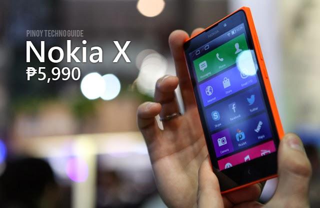 Nokia-X-Price-in-the-Philippines