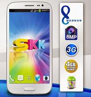 SKK Kraken Octa Core Smartphone