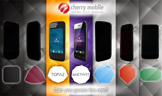 Cherry Mobile Gems