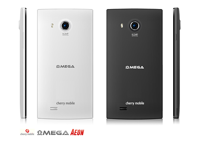Cherry Mobile Omega Aeon Back
