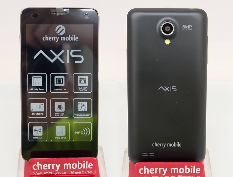 Cherry-Mobile-Axis