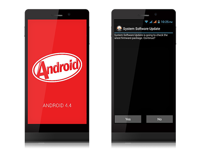 Cherry Mobile Cosmos Z2 Android 4.4 Kitkat Update