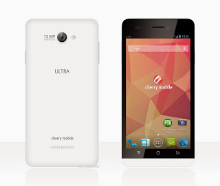 Cherry Mobile Ultra - Cheap LTE Smartphone in the Philippines