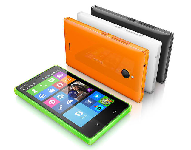 Nokia X2 Dual Layer Finish