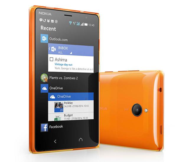 Nokia X2 Fastlane