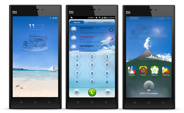 Philippines Theme for MIUI