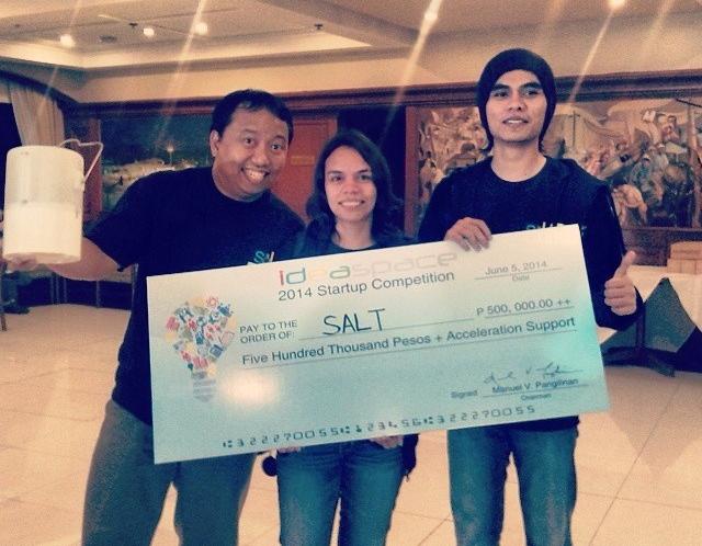 SALt Startup Team