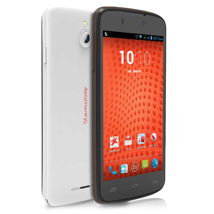 Starmobile Quest Smartphone