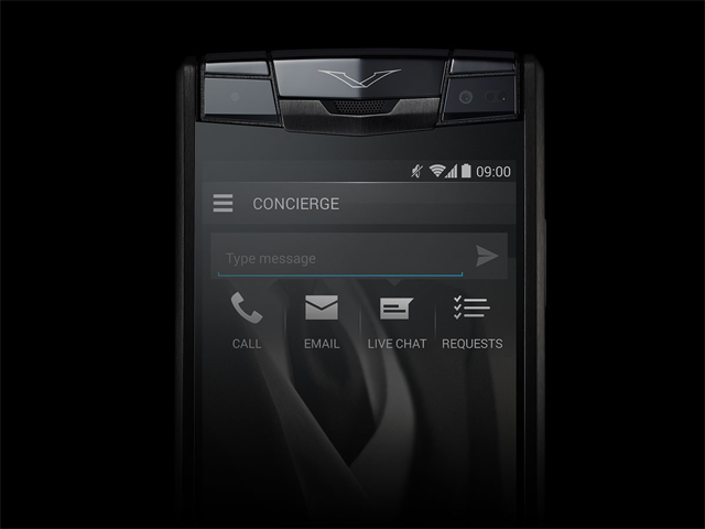 Vertu Concierge