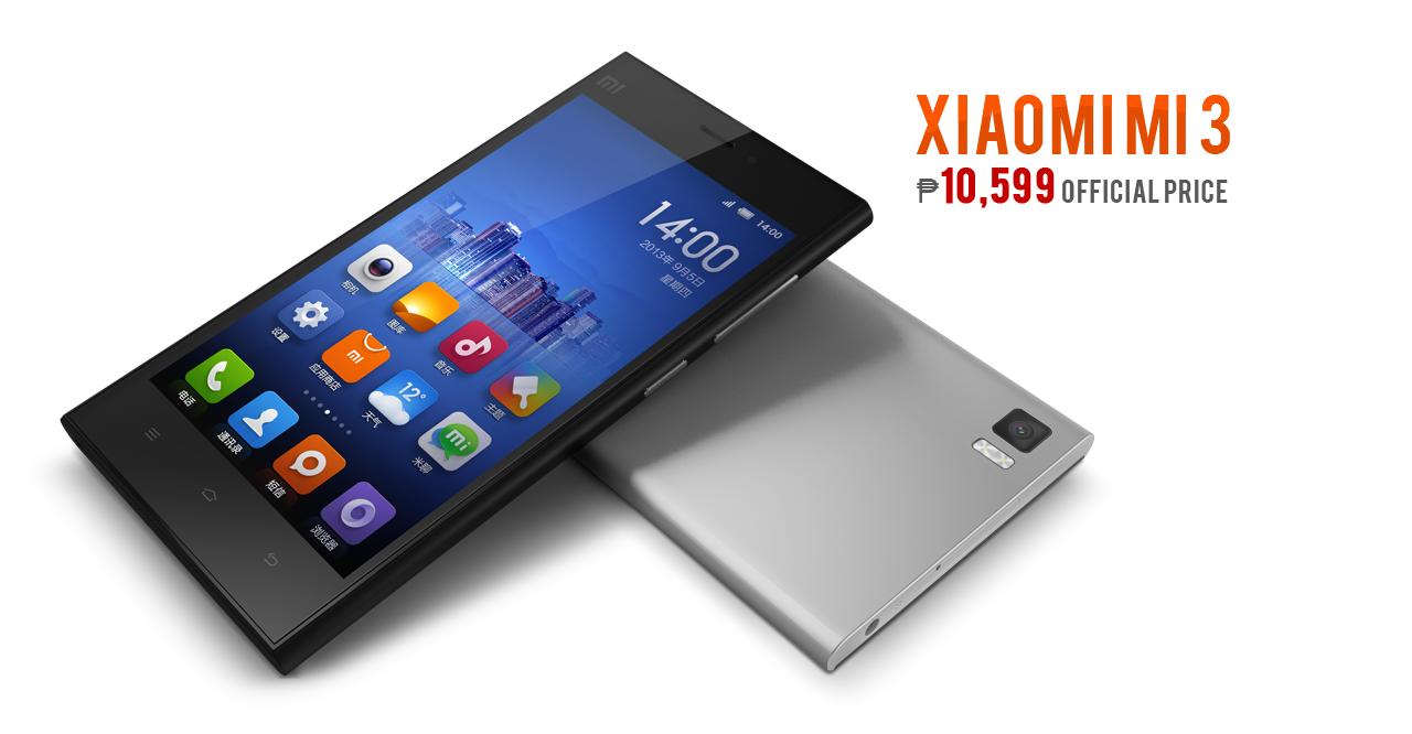 Xiaomi-Mi-3-Philippines