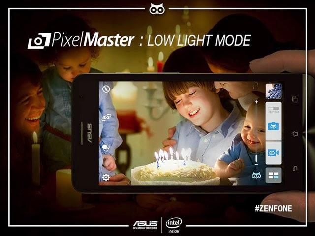 ASUS Zenfone 6 Pixelmaster Camera