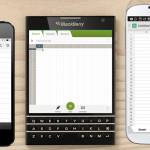 Blackberry-Passport-vs-iPhone-vs-Samsung