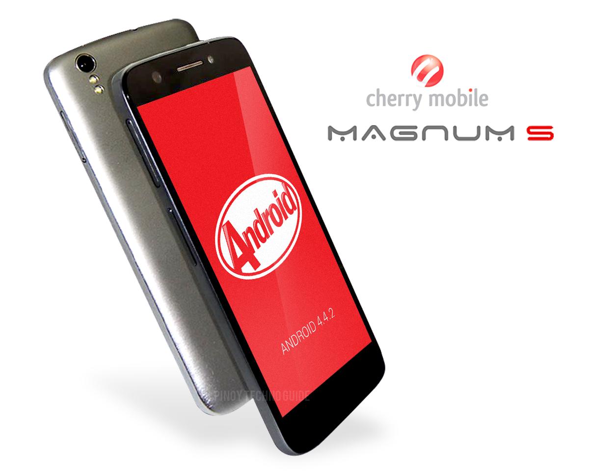 Cherry-Mobile-Magnum-S