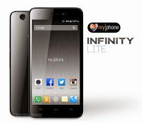 MyPhone Infinity Lite