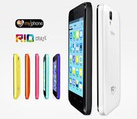 MyPhone Rio Craze