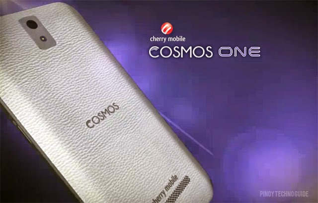 Cherry Mobile Cosmos One Back