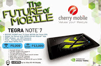 Cherry Mobile Tegra Note 7 LTE