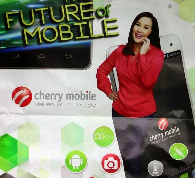Kris Aquino Cherry Mobile Future of Mobile