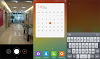 MIUI V6 camera interface and widgets