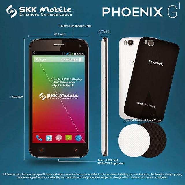 SKK Phoenix G1 Design