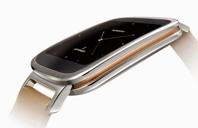 Asus ZenWatch Curved Display