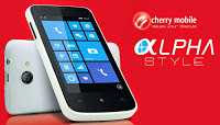 Cherry Mobile Alpha Style