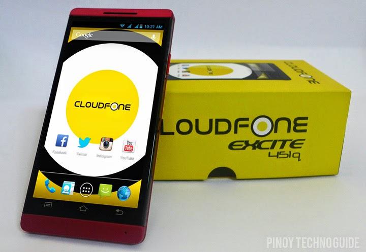 CloudFone-451q