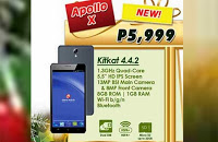 Cherry Mobile Apollo X